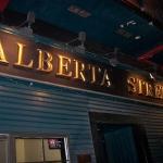 Alberta Street Pub Sign