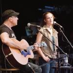 Live at Kerrville Folk Festival
