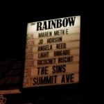 The Rainbow Sign
