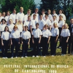 Columbia Ensemble, Cantonigros Festival