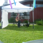 Angela Reed Live at Carnation Farmers Market