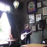 Angela Reed - Live at Evo's Coffee, Ashland, OR